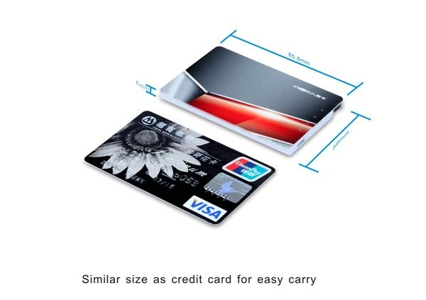 Credit Card Power Bank Manufacturer